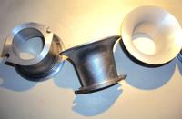 Tratt med fläns-cc 65 mm