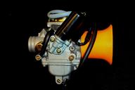 GY6 - tratt till 24mm förgasare
