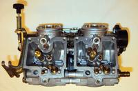 Renovering av VL1500 förgasare